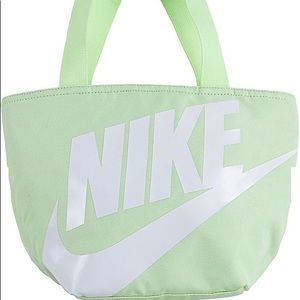 Nike Insulated Lunch Tote Bag, Light Green NWT